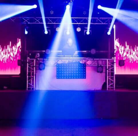 Boek event-dj