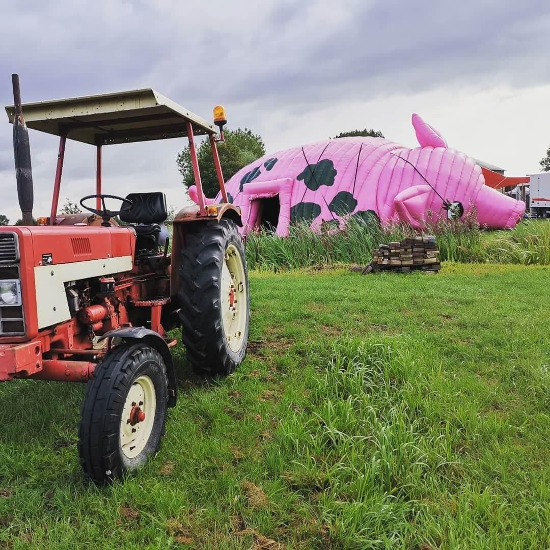 Boeren tentfeest