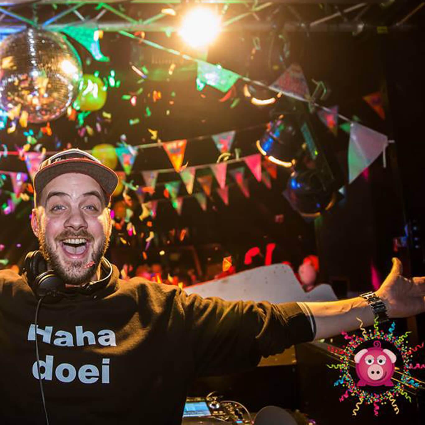 DJ boeken voor je fuif