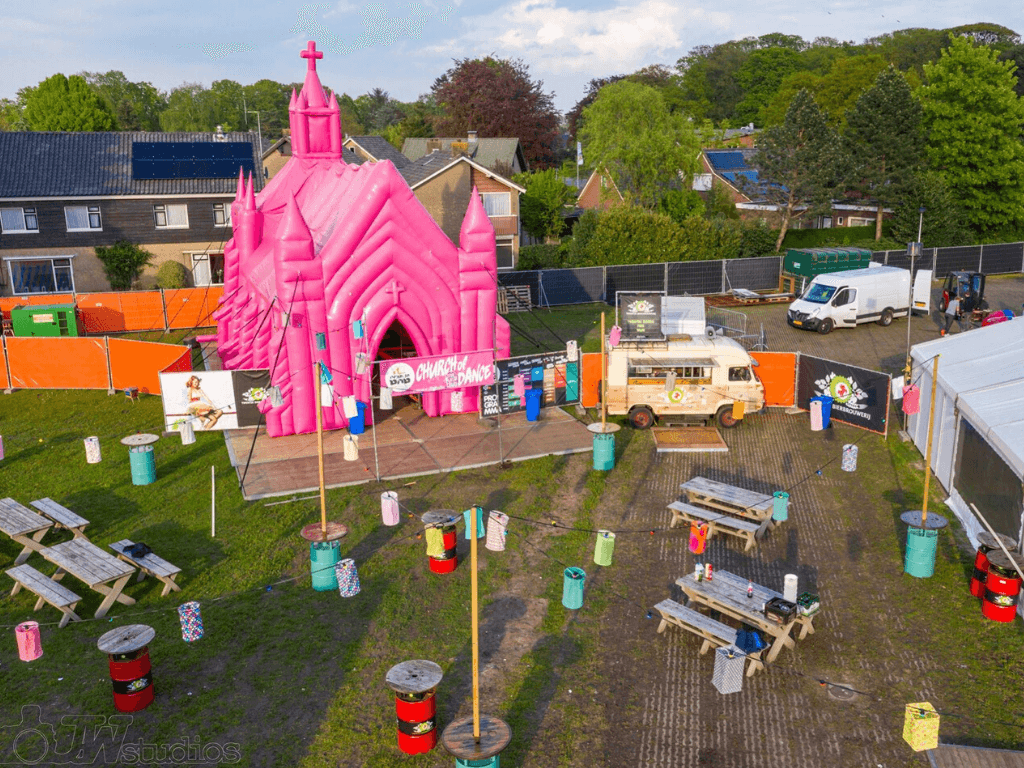 Festival locatie (PINK)