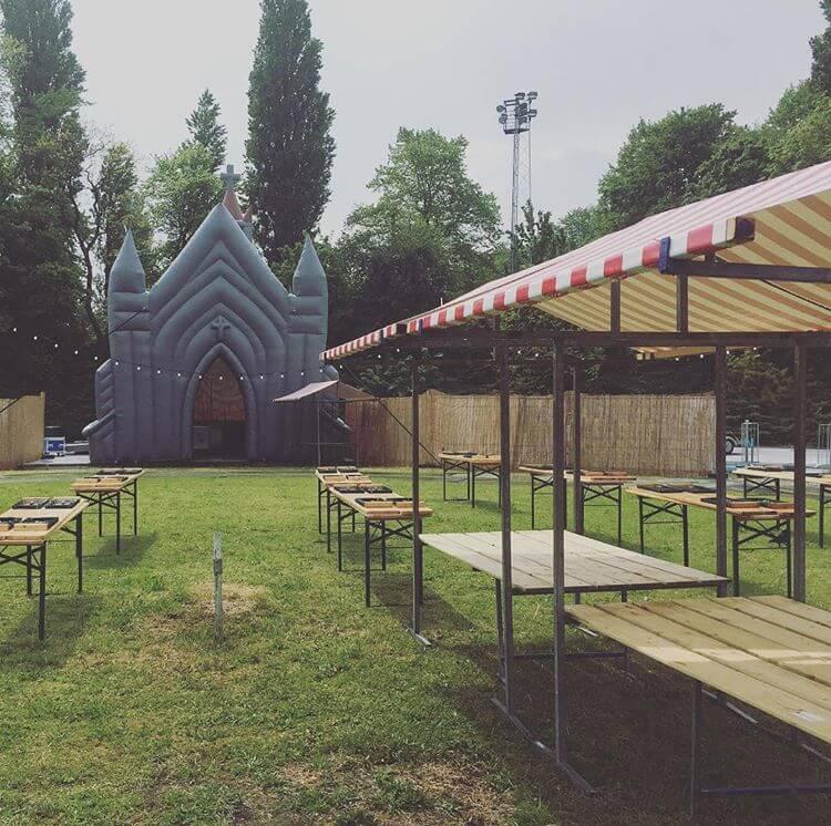 Festival markt