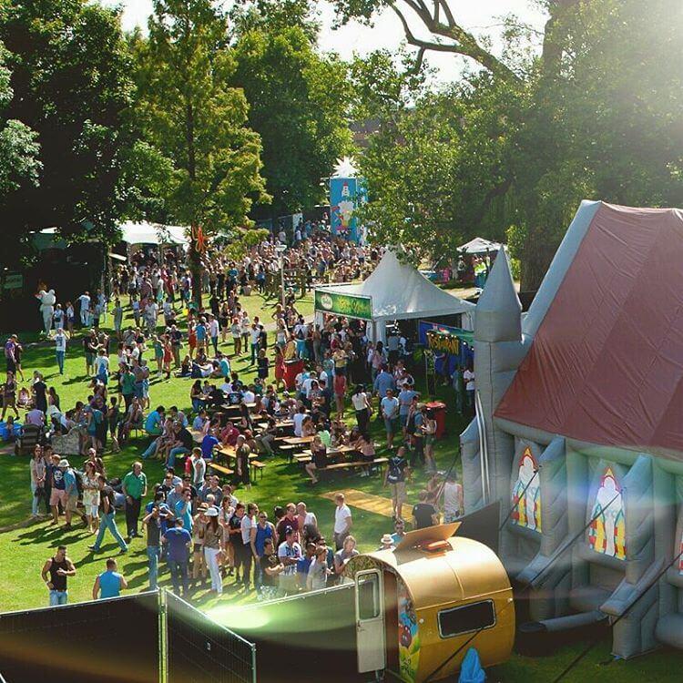 Foodtruck festival