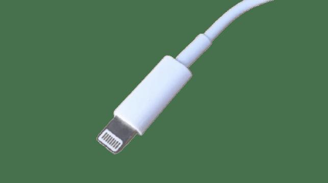 Lightning omvormer van Apple (iPhone / iPad)