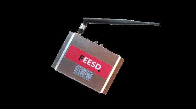 Transmitter met groot bereik (ongeveer 500m)
