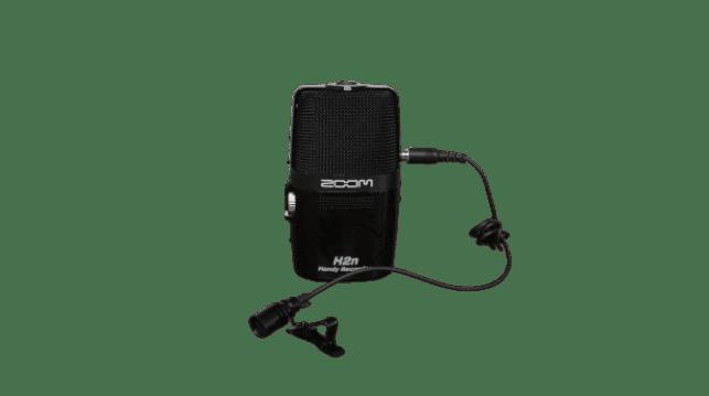Microfoon bestellen voor presentatie